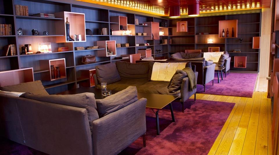 Clarion Hotel Gillet Lounge