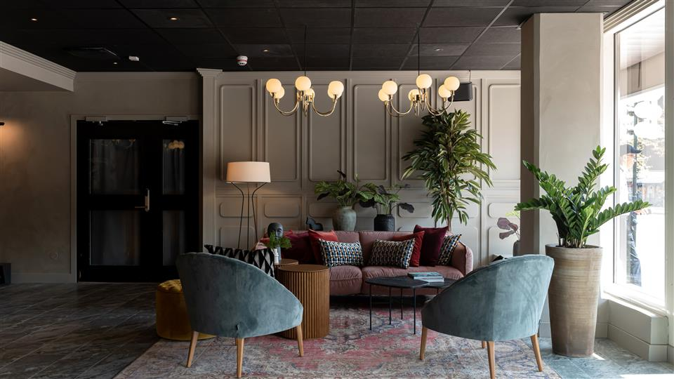 Elite Hotel Brage Lounge