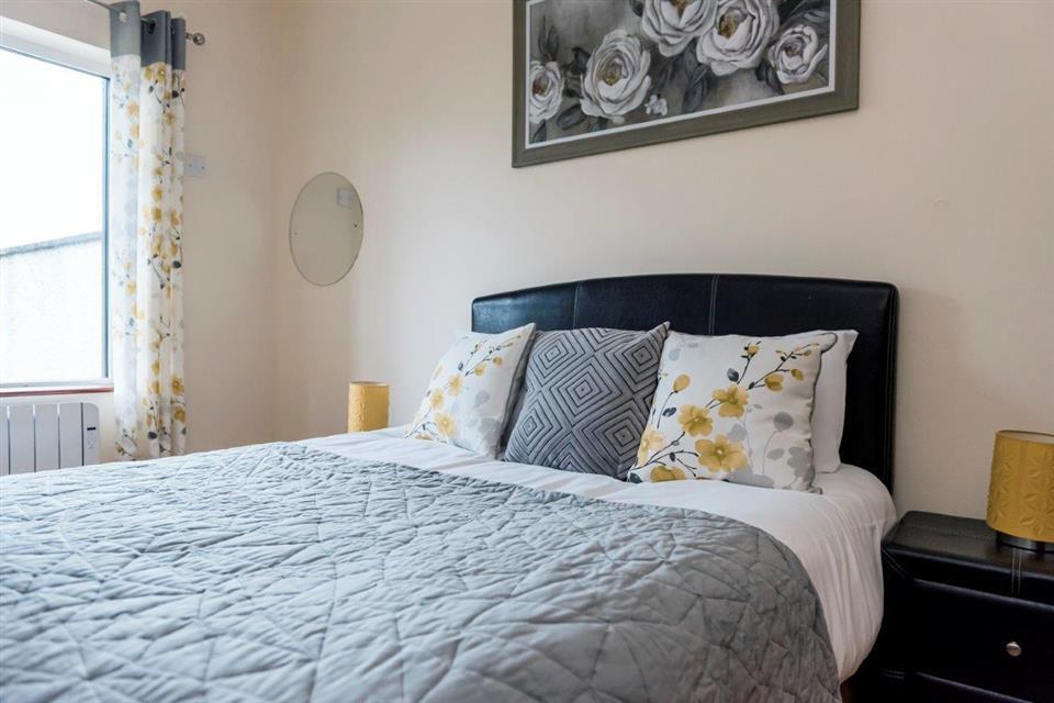 Bunholvil House- Semi Detached Bedroom 1
