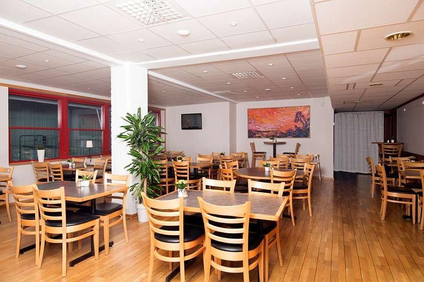 Best Western Hotell Ett Restaurang
