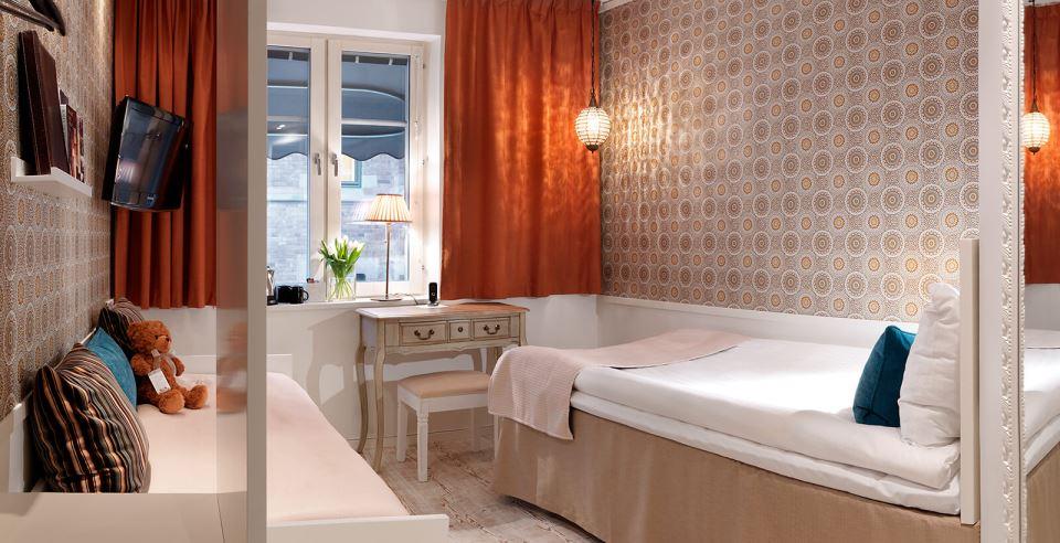 Freys Hotel Enkelrum