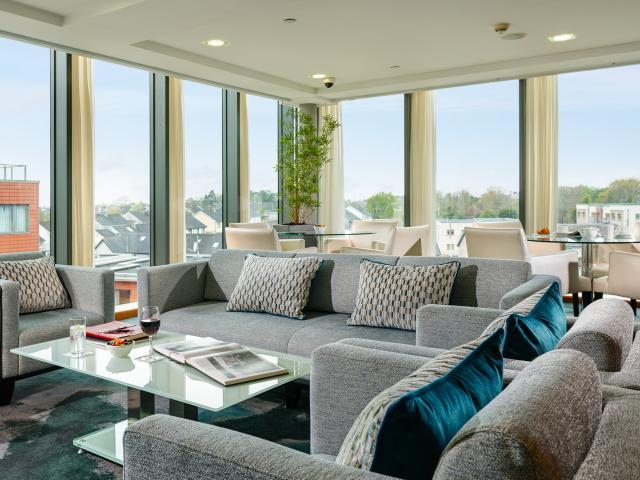 Limerick Strand Hotel Executive Lounge