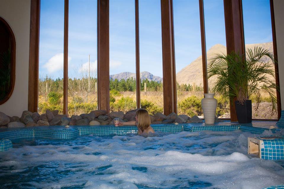 Delphi Mountain Resort Thermal Suite