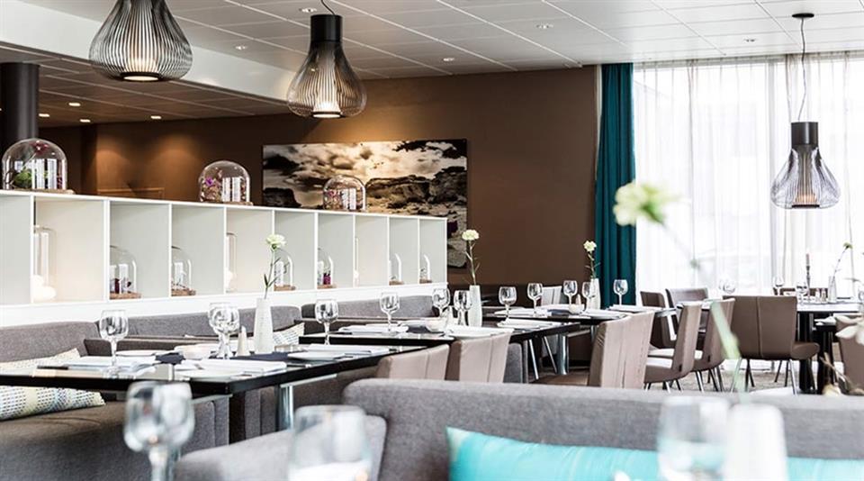 Quality Airport Hotel Værnes Restaurang