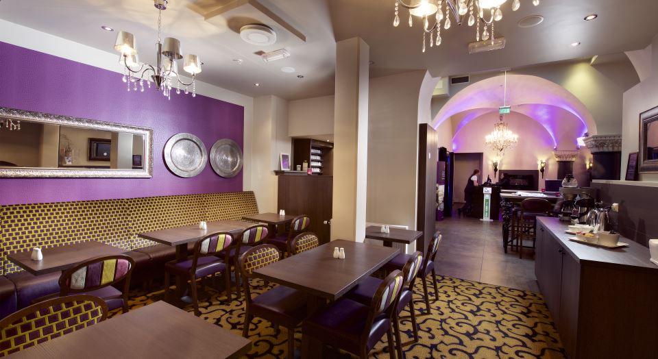 Banken Hotel Lobby - restaurant