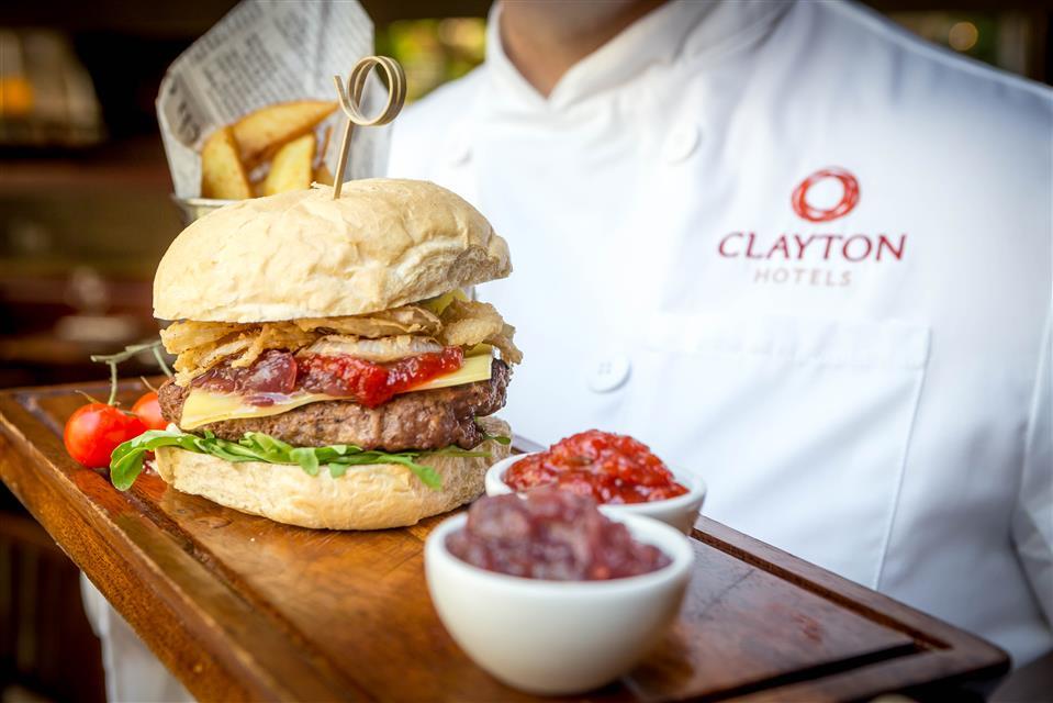 Clayton Hotel Cork City Food