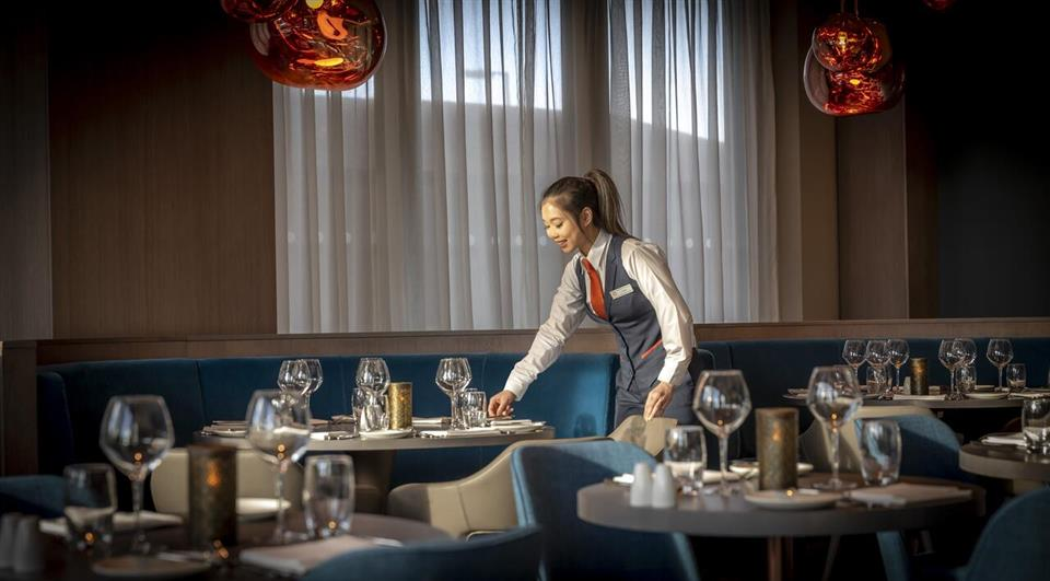 Clayton Hotel Charlemont Restaurant