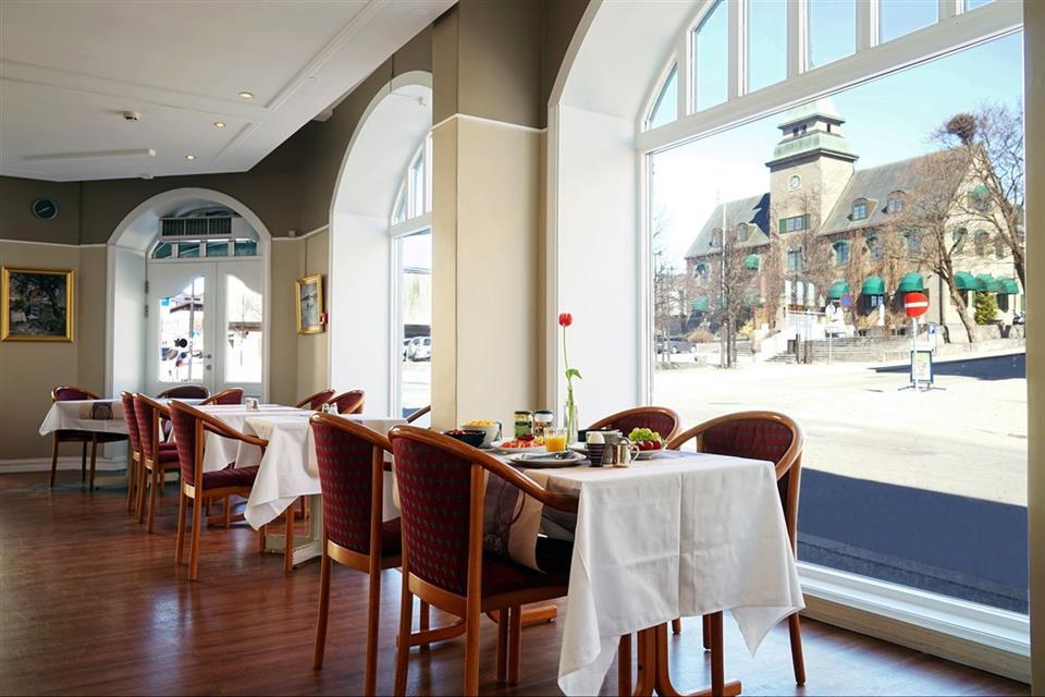 First Hotel Breiseth Frukostmatsal