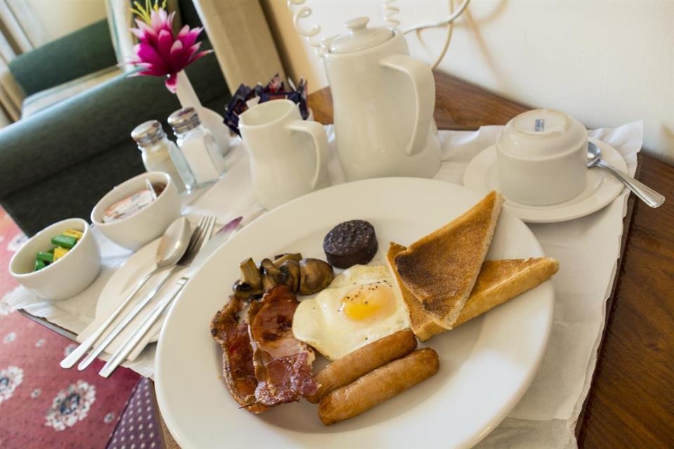 Grand Central Hotel Bundoran Breakfast