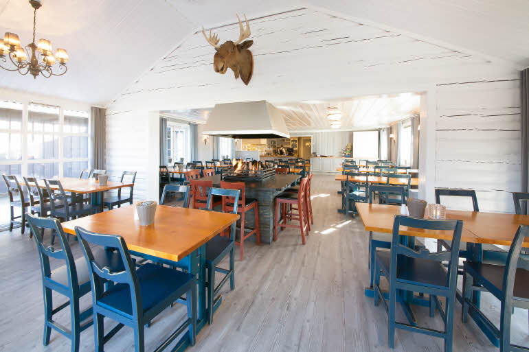 Scandic Elgstua Café