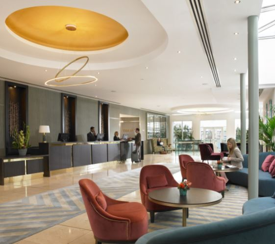 Dunboyne Castle Hotel & Spa Reception