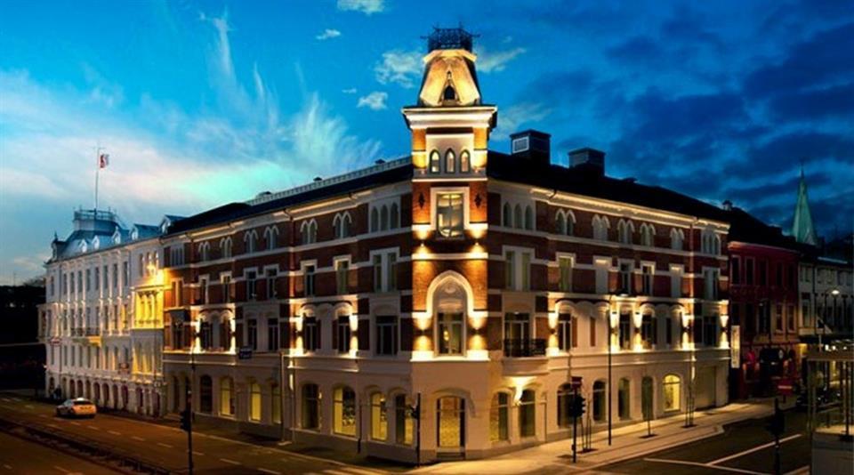 Clarion Hotel Ernst Exterior