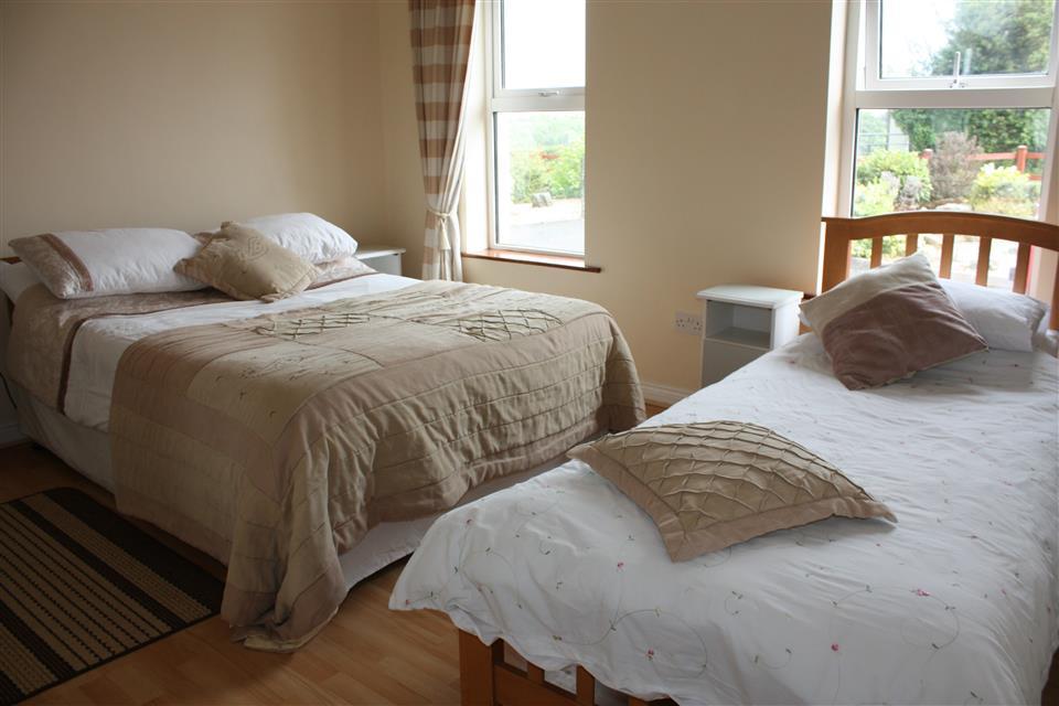 Cassidys Cottage 2 bedroom triple room