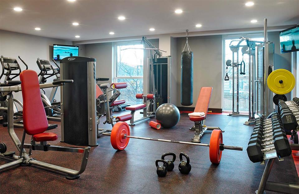 Red Cow Moran Hotel Fitness Suite