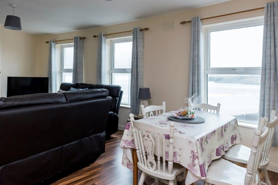 Ocean View Townhouse Kitchen
