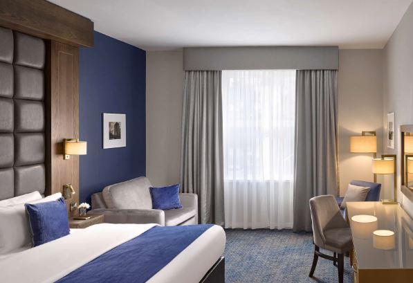 Radisson Blu Sligo Bedroom