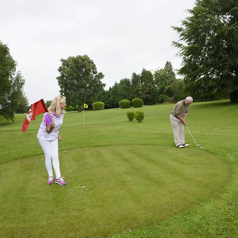 The Gleneagle Hotel Pitch n' Putt Course