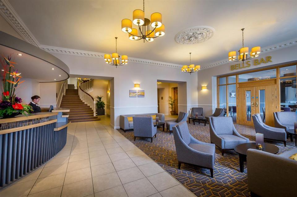 Maldron Hotel Shandon Reception