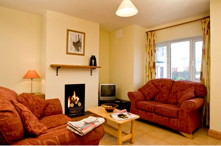 Seacliff Holiday Homes lounge