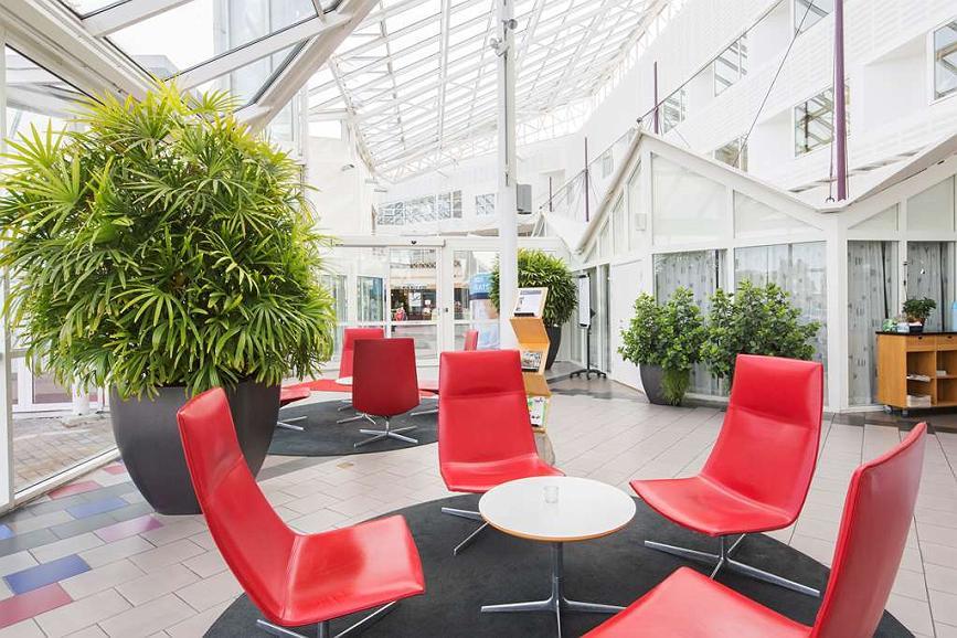 Best Western Eurostop Örebro Lobby