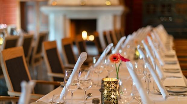 Quality Hotel Leangkollen Restaurang