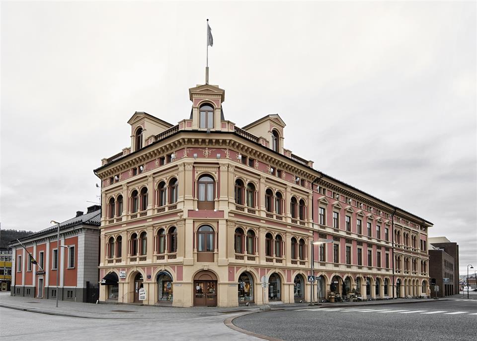 Scandic Ambassadeur Drammen Fasad