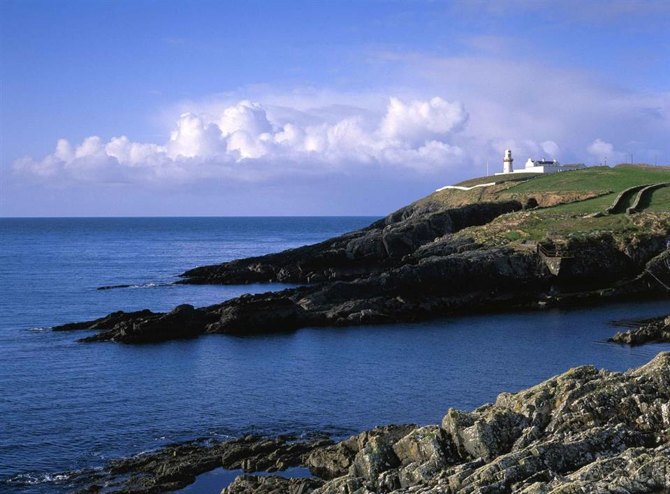 Dunmore House Hotel Lighthouse
