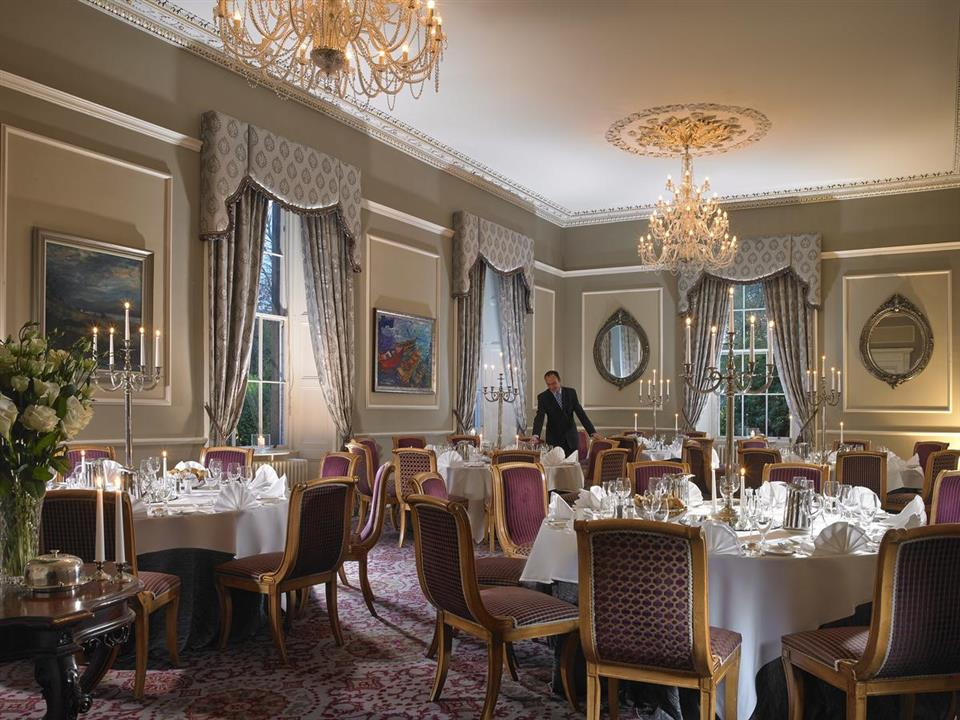 Great Southern Hotel restaurant