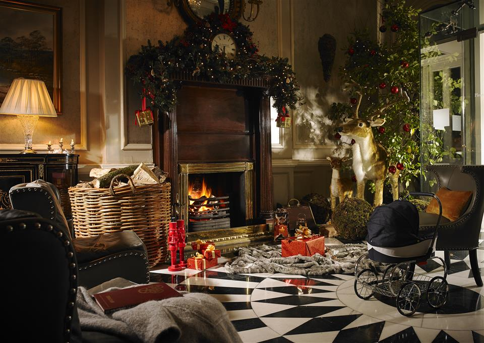 Great southern hotel christmas image