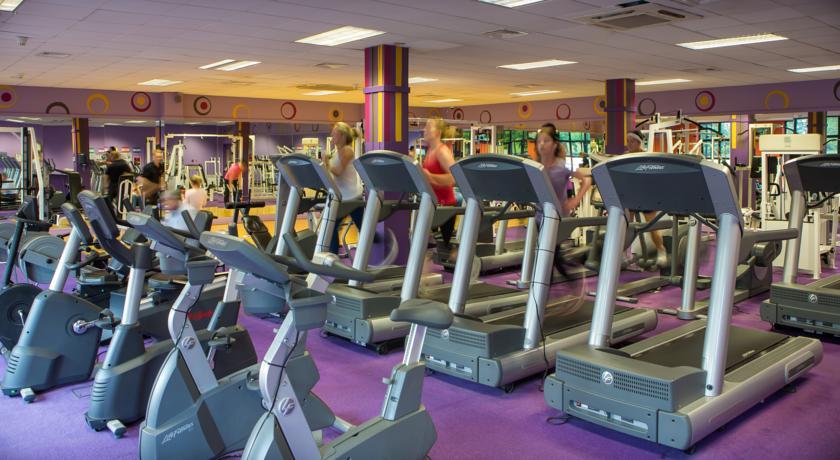 Castletroy Park Hotel Hotel Gym