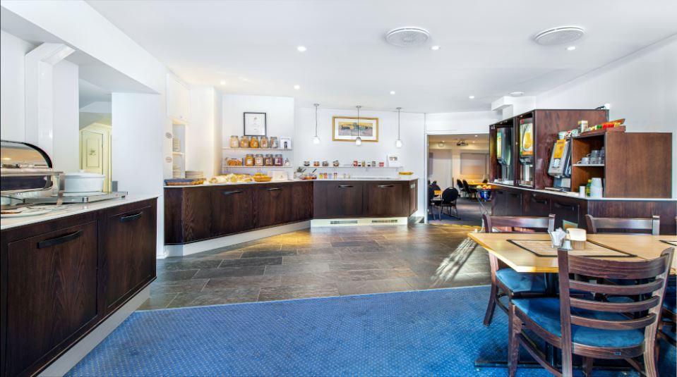 Comfort Hotel Fosna Restaurang