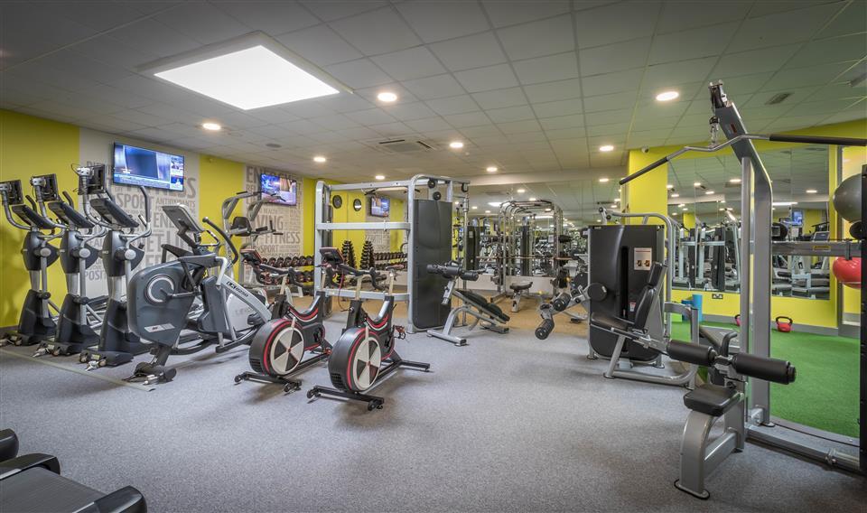 Springhill Court Hotel Gym