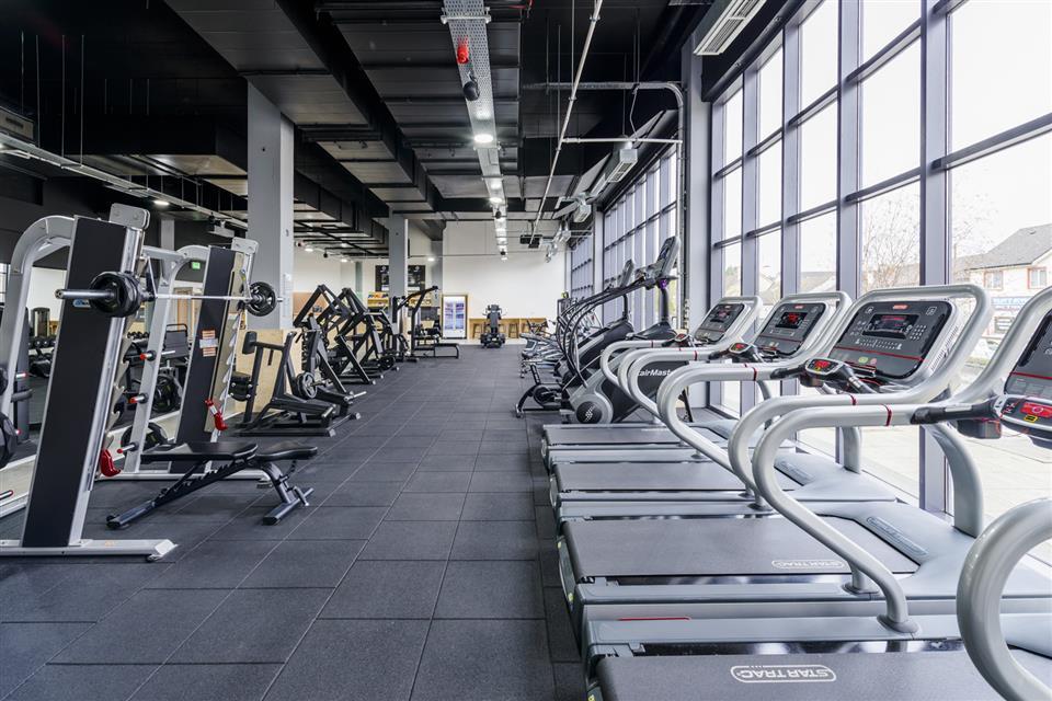 Shearwater Hotel gym