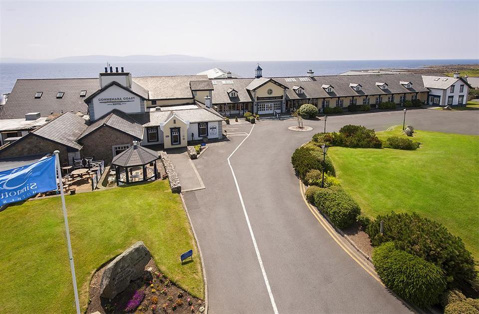 Connemara Coast Hotel Exterior