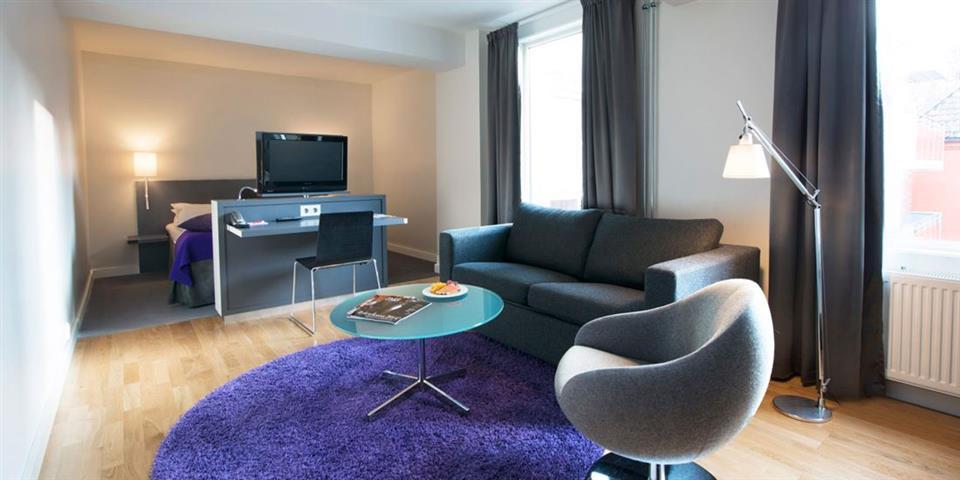 Thon Hotel Panorama Standard