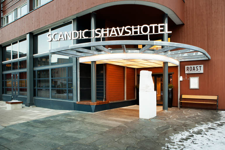 Scandic Ishavshotel Entré