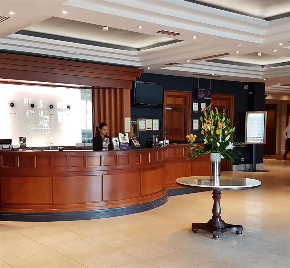 Talbot Hotel Stillorgan Reception