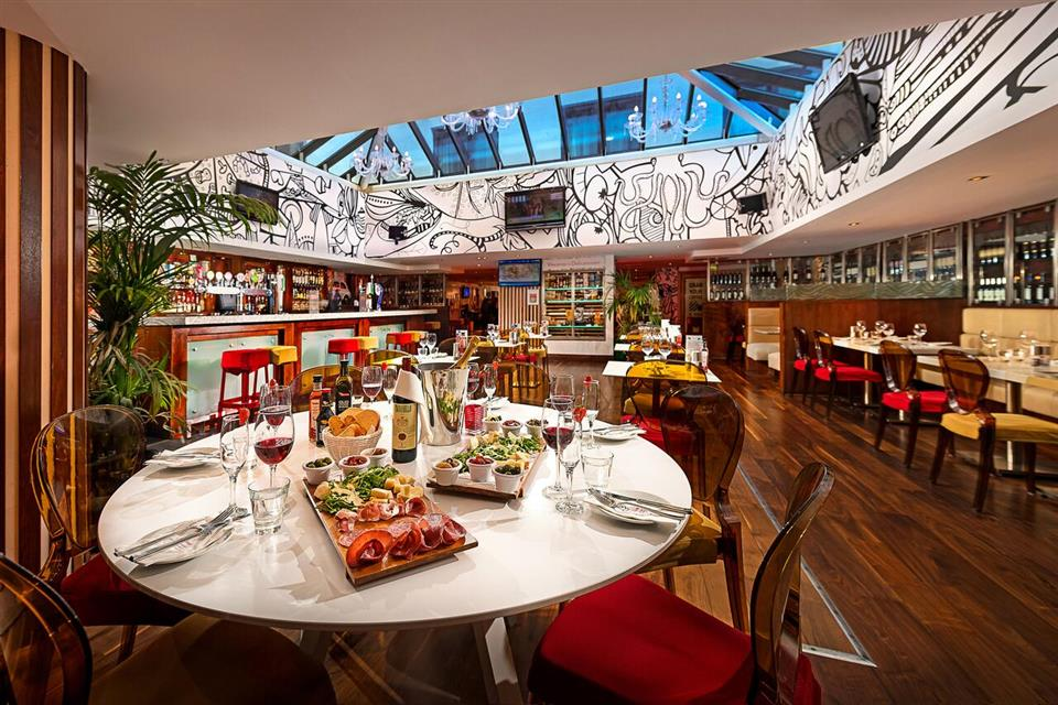 The George Hotel Restaurant