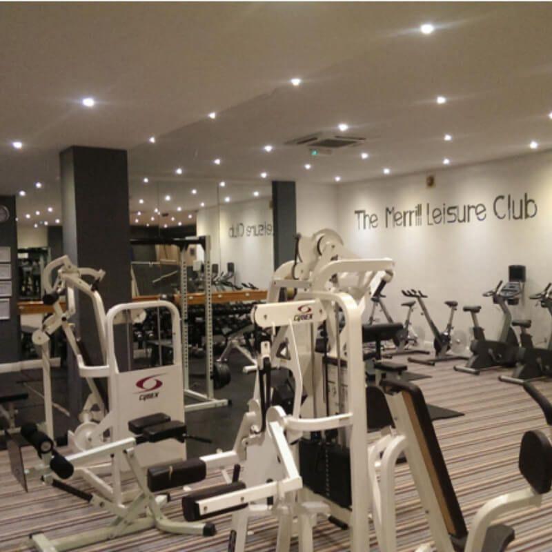 Royal Hotel and Merrill Leisure Club Gym