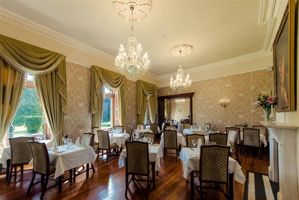 The Cahernane House Hotel Restaurant