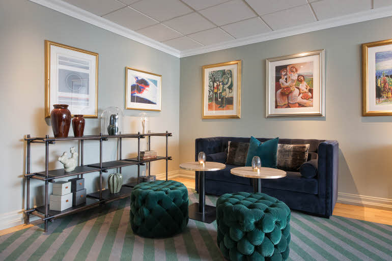 Scandic Neptun Hotell, Bergen Lounge