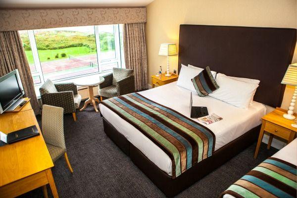 Connemara Coast Hotel Family bedroom