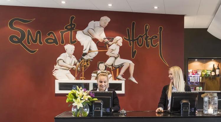 Smarthotel Forus Reception