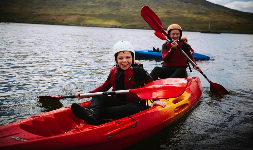 Delphi Mountain Resort Kids Activities