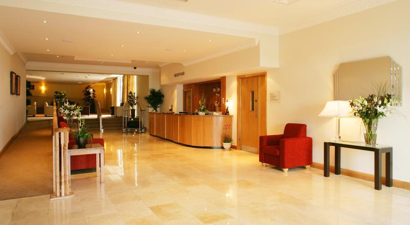 Broadhaven Bay Hotel Reception