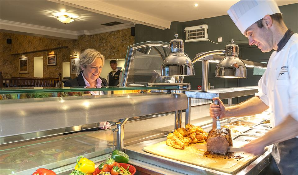 Bloomfield House Hotel & Spa Carvery