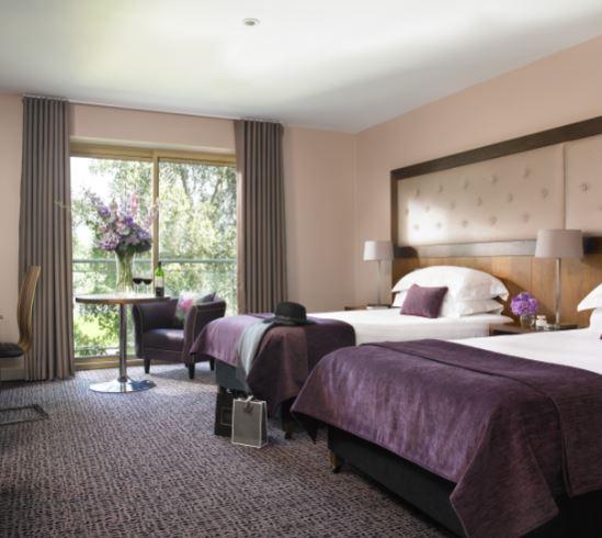 Dunboyne Castle Hotel Twin Bedroom
