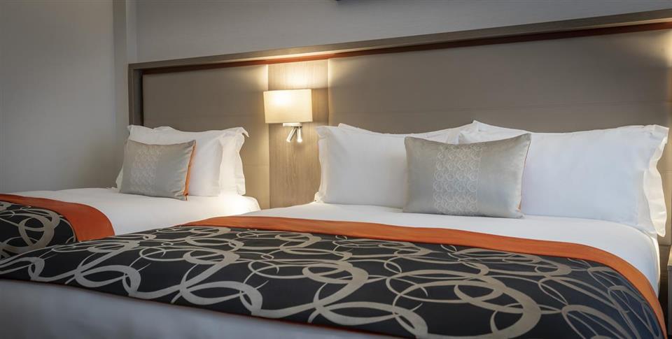 Clayton Hotel Galway Bedrooom