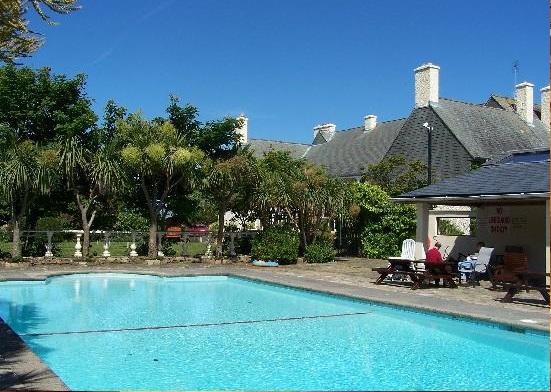 Renvyle Hotel swimming pool