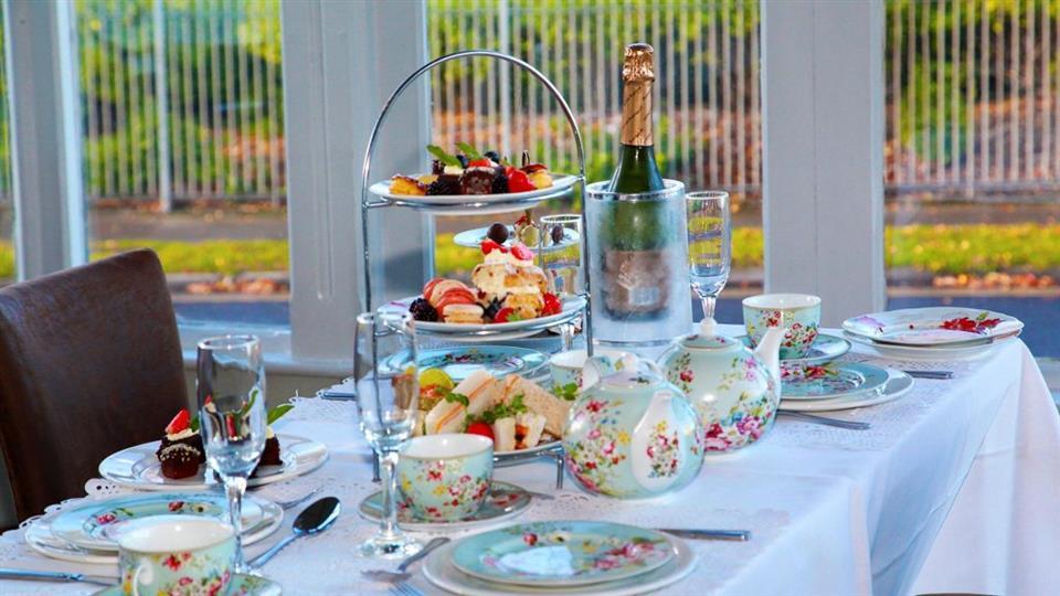 Green Isle Hotel Afternoon Tea